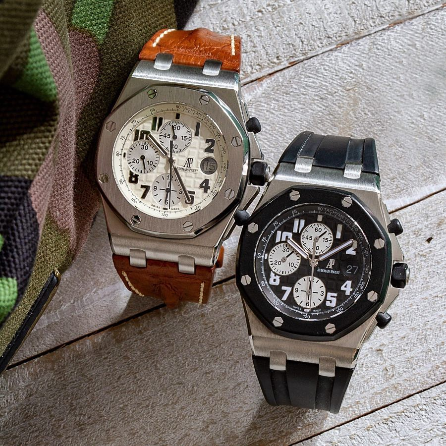 Luxury Watches Born in the 1990s: Royal Oak Offshore