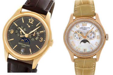 Patek Philippe Annual Calendar Watches