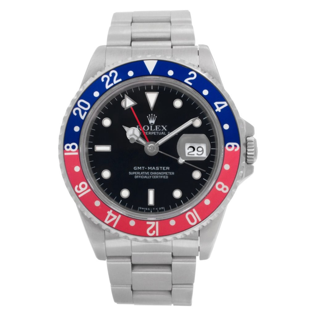 GMT-Master 16700 Pepsi Oyster