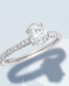 picking perfect diamond engagement ring