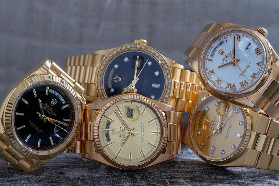 Rolex Watch: President Day-Date