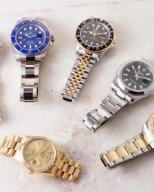 Explaining Rolex Watch Models
