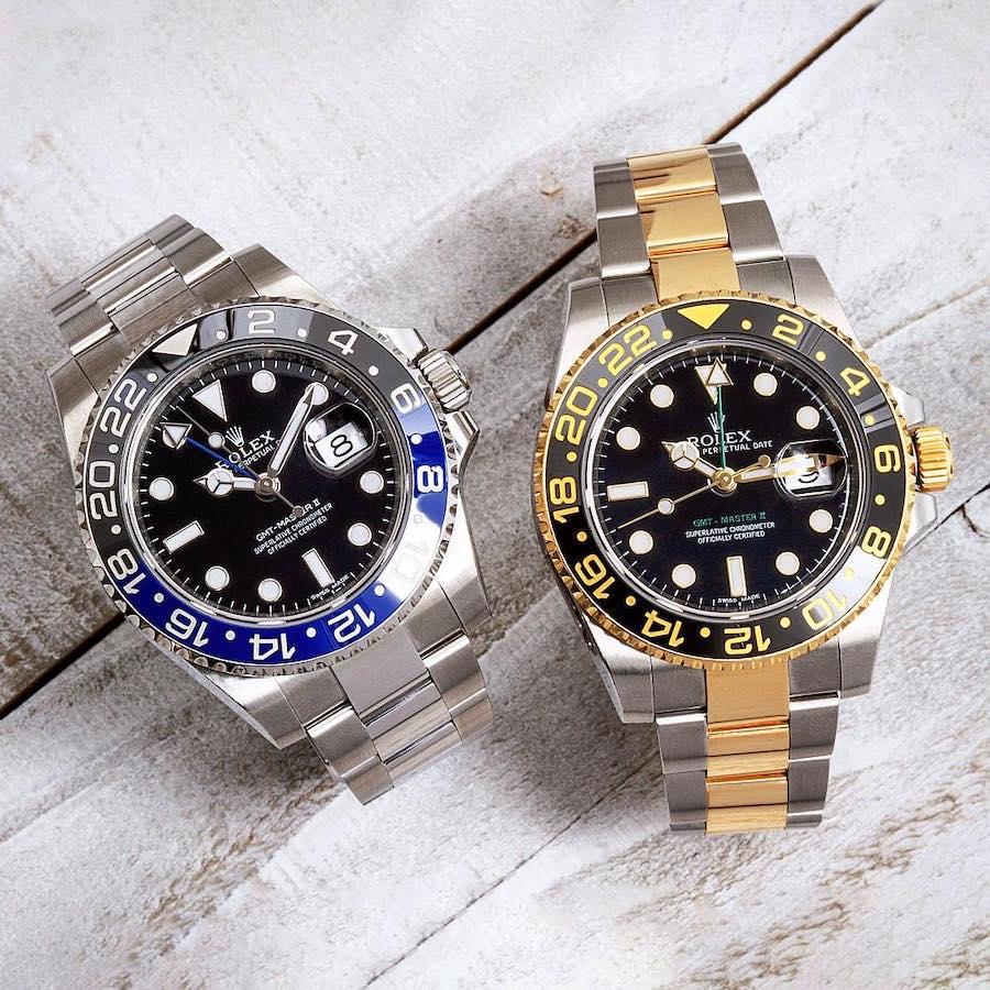 Rolex Watch: GMT-Master II