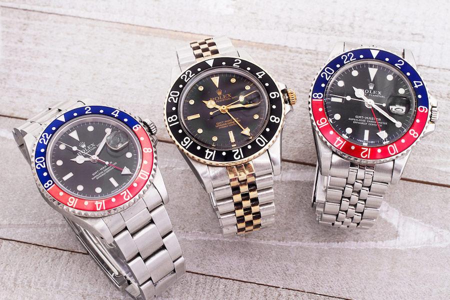Rolex Watch: GMT-Master