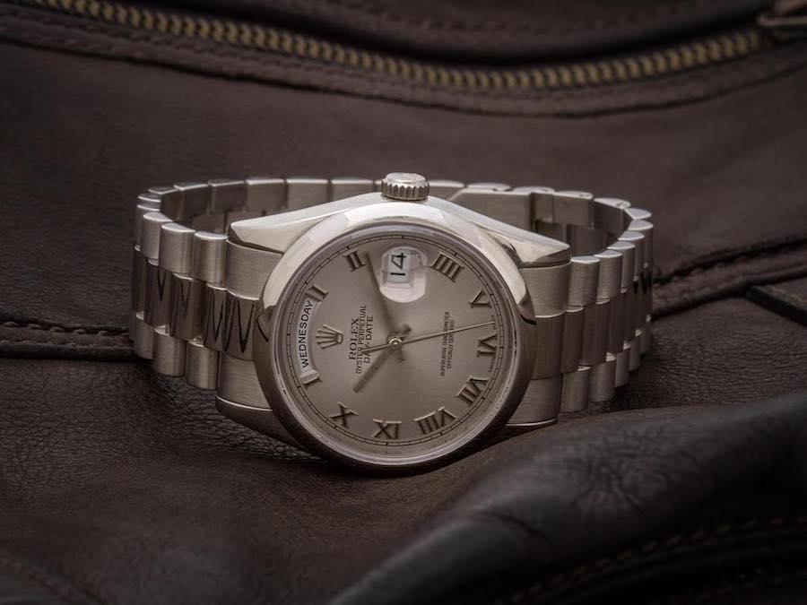 Platinum Day-Date Rolex Presidential
