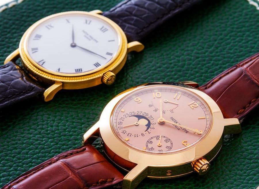 Guide to Various Patek Philippe Models