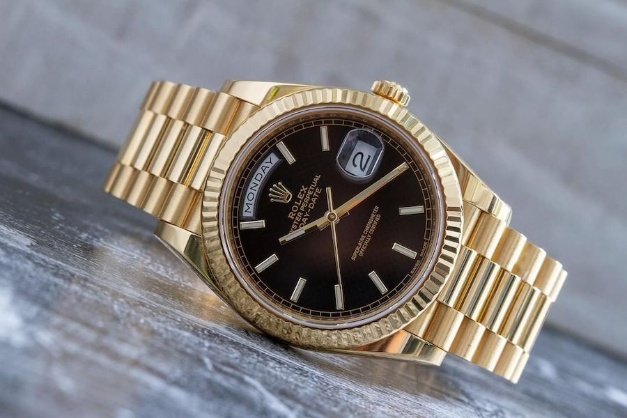 Day-Date 40 Rolex Presidential Watch