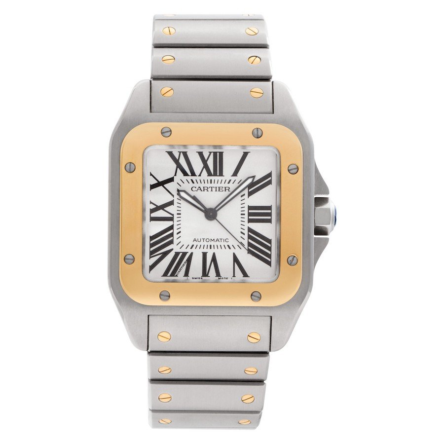 Cartier Santos Luxury Watches