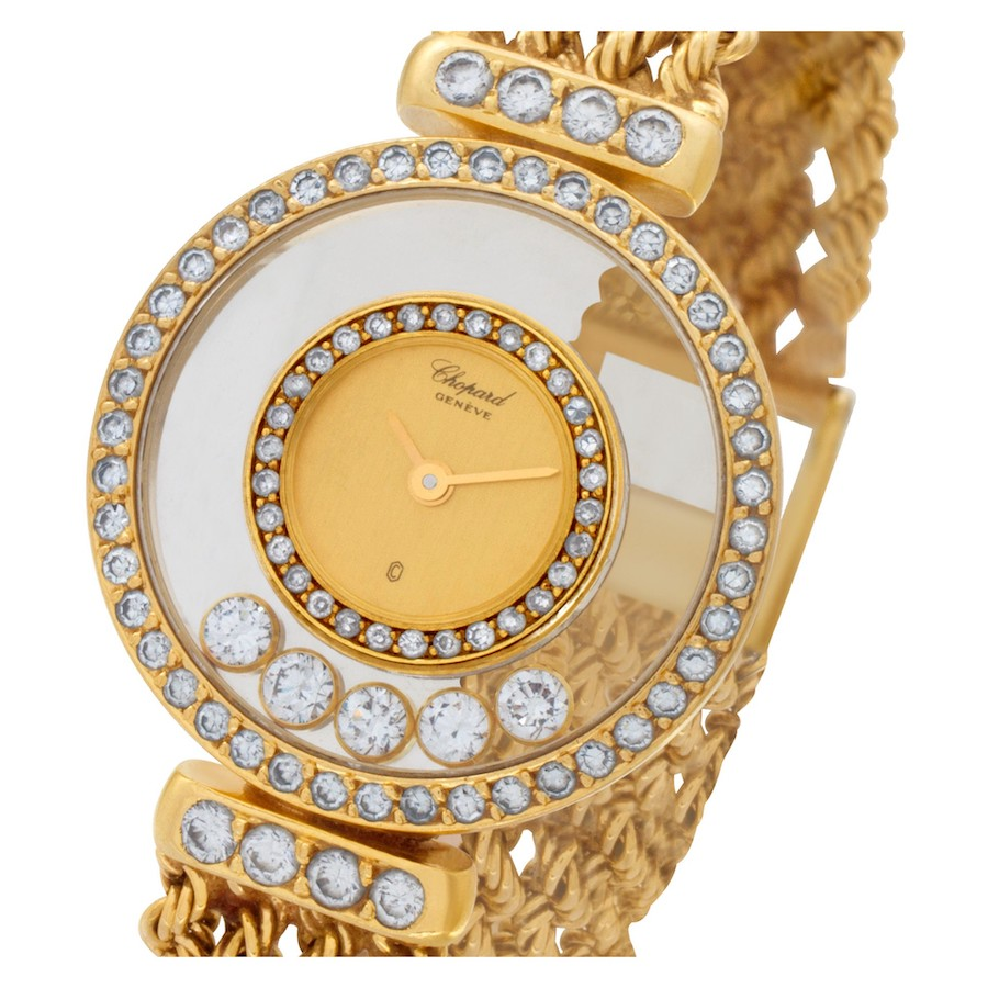 Pre-Owned Chopard Happy Diamonds