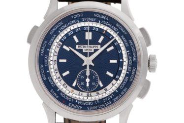 Patek Philippe World Time Chronograph 5930G