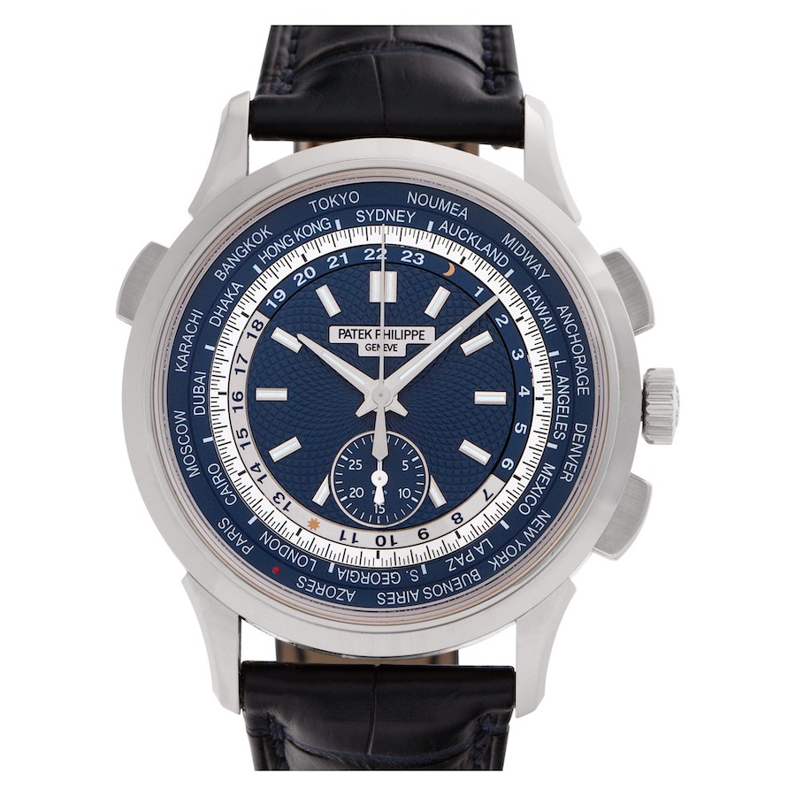 Patek Philippe World Time Chronograph 5930G