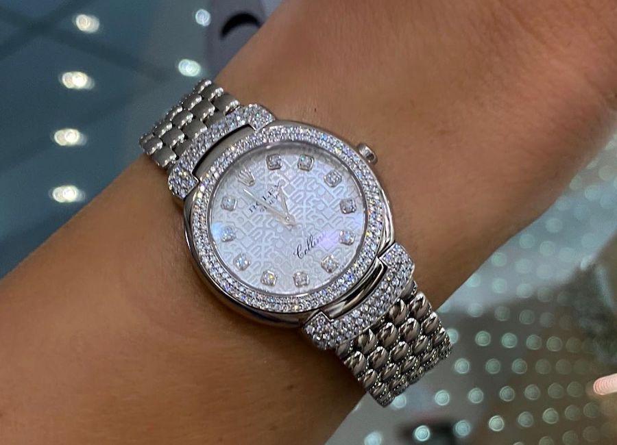 Diamond Rolex Cellini Cellissima