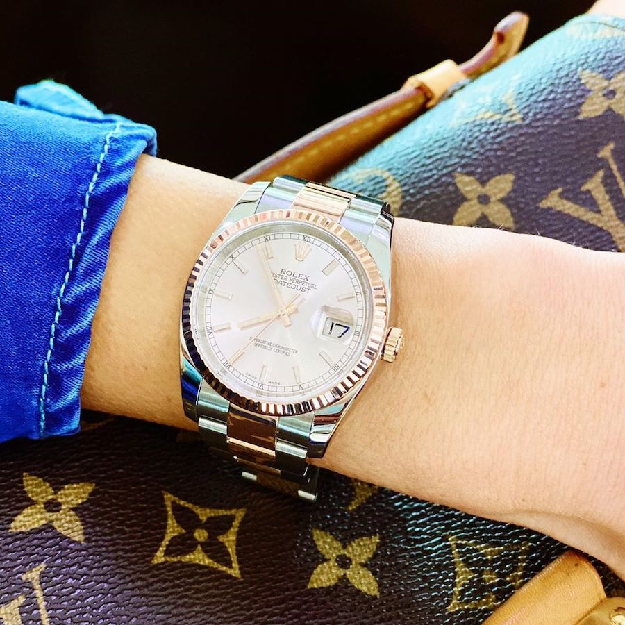 Rolex Datejust Watches for Women
