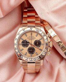 Rolex Daytona Everose Gold fro women