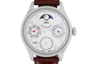 IWC Portuguese Perpetual Calendar IW502308