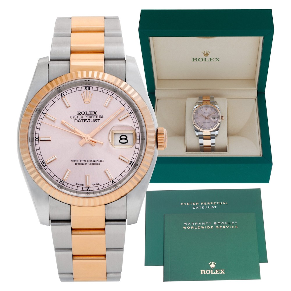 Rolex Oyster Perpetual Datejust 116231