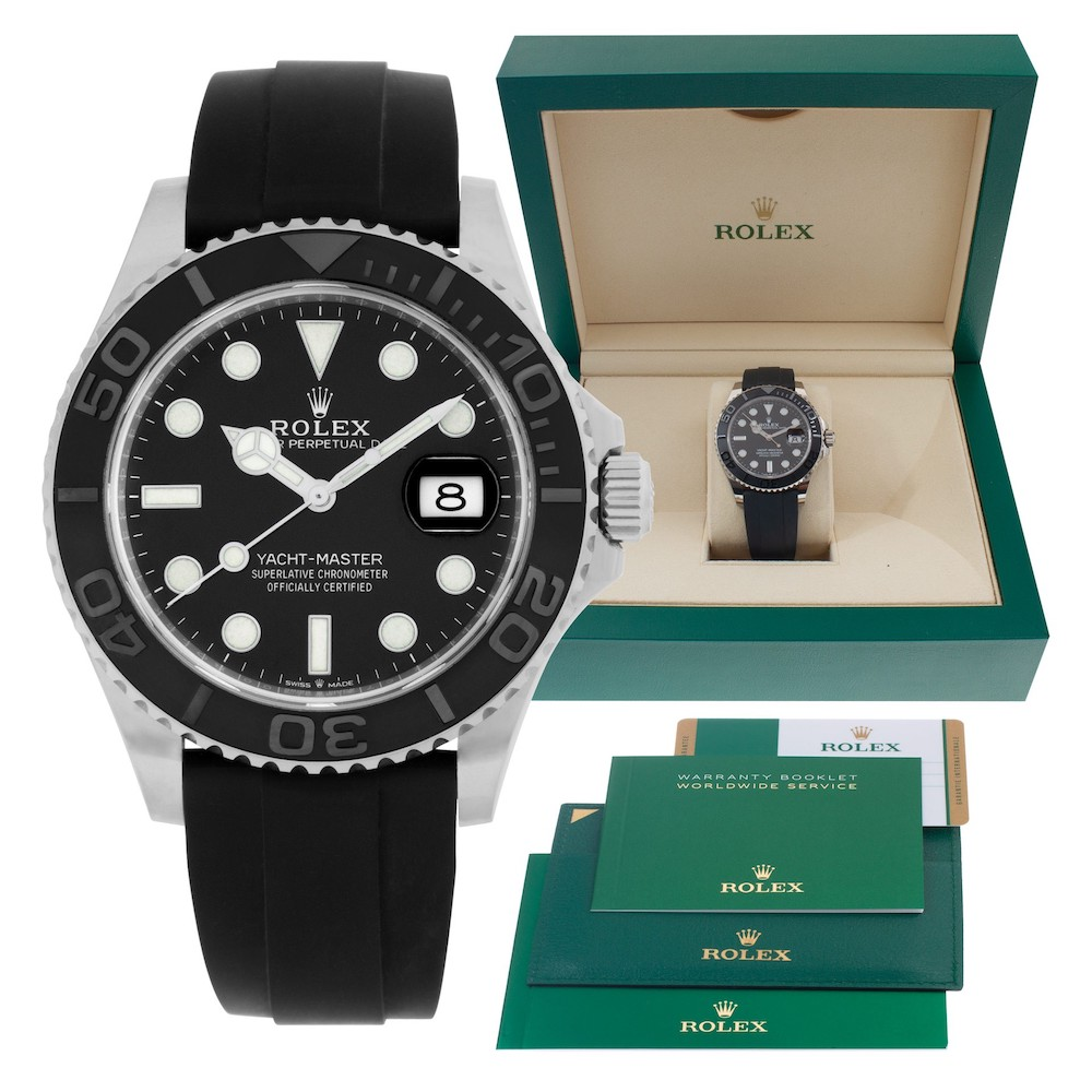 Pre-owned Rolex Yacht-Master 42 ref. 226659