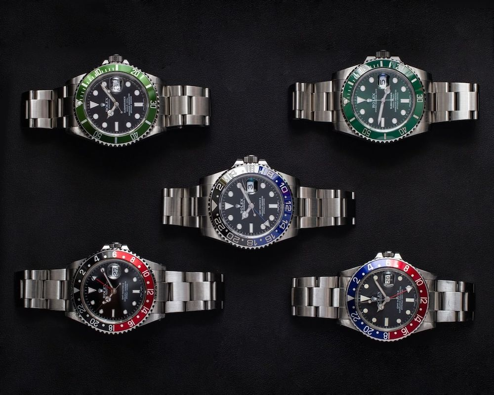 A Guide To Popular Rolex Watch Nicknames