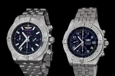 Breitling Watches: Blackbird
