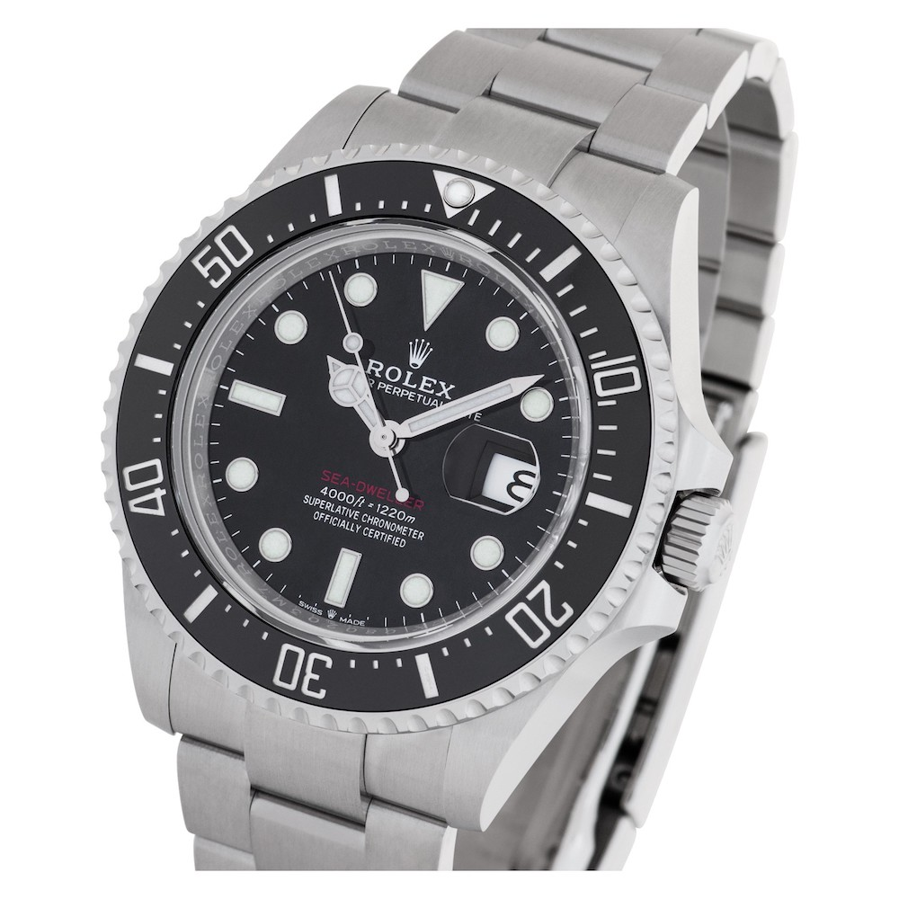 Pre-Owned Rolex Sea-Dweller Ref. 126600
