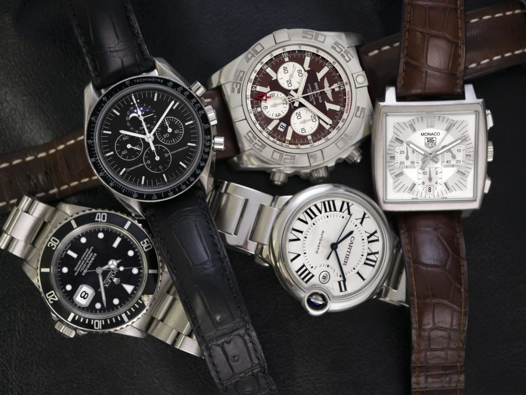 Superior Pre Owned Luxury Watches
