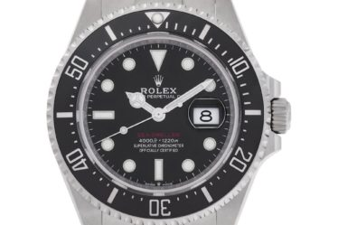 The 50th Anniversary Rolex Sea-Dweller Ref. 126600