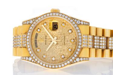 Rolex President Day-Date ref. 118388