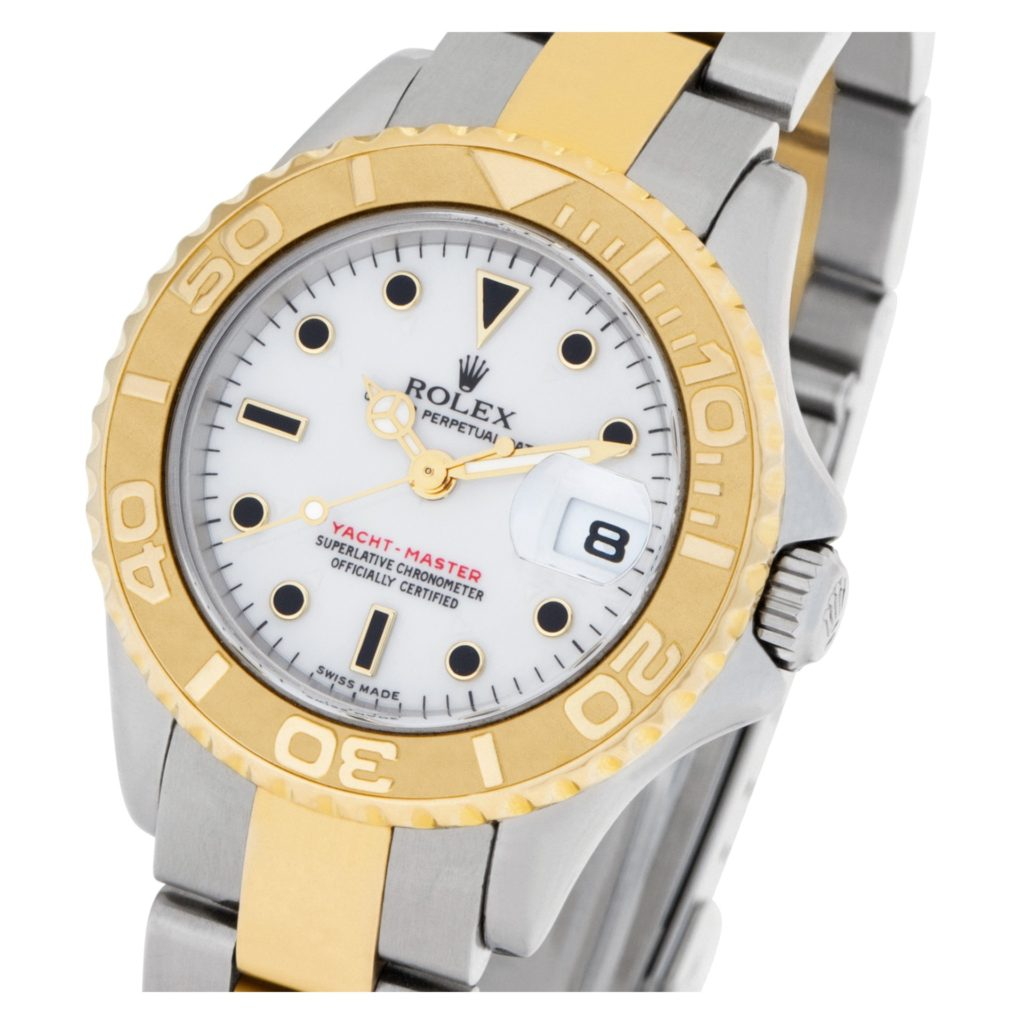 The Yacht Master Rolex