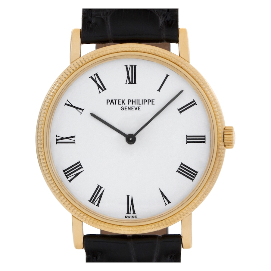 best dress watch: Patek Philippe Calatrava