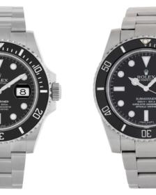Rolex Submariner 41 vs. Submariner 40