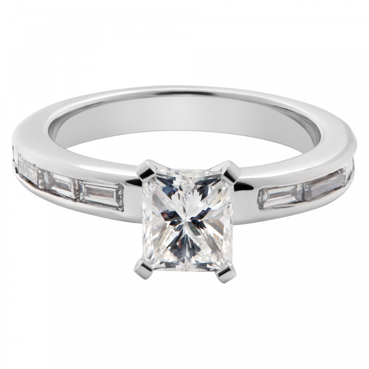 ring under and engagement walled rock rings sun gallery sunrock gold rose shoulder diamond products pedal gems halo rectangular