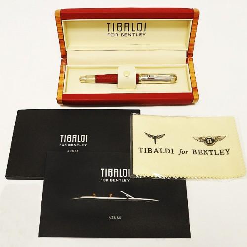 N510144 Tibaldi For Bentley Azure Roller Ball In Sterling