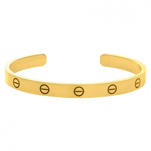 """Cartier  """"Love"""" bracelet in 18k yellow gold"""