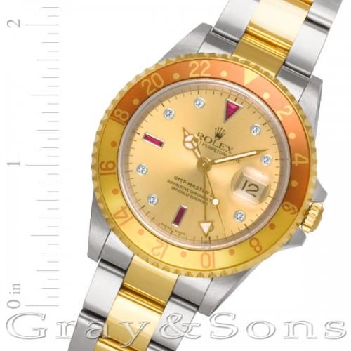 Rolex GMT-Master II 16713T