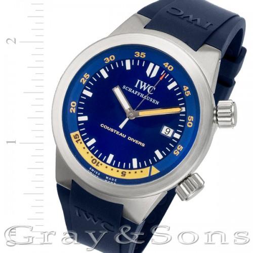 IWC Aquatimer 3548