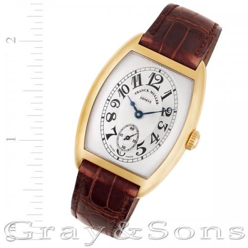 Franck Muller Chronometer 7502s6