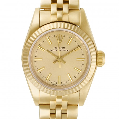 Rolex Oyster Perpetual 67197