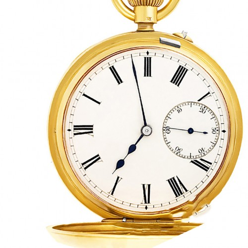 Geo. Carley & Co pocket watch