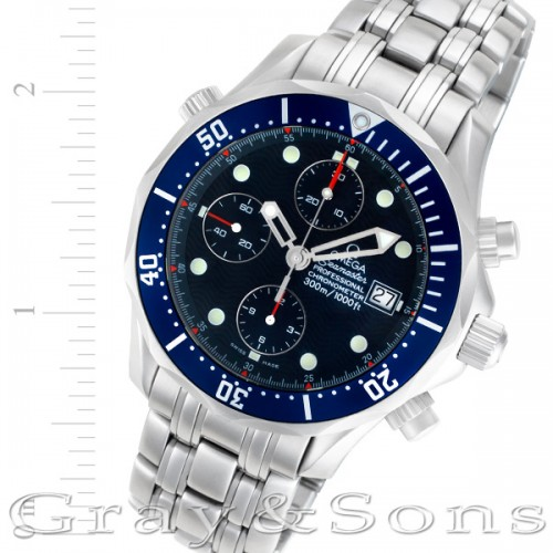 Pre-Owned Omega Seamaster 25998000