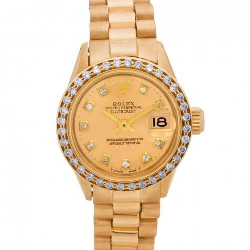 Rolex Datejust 6517