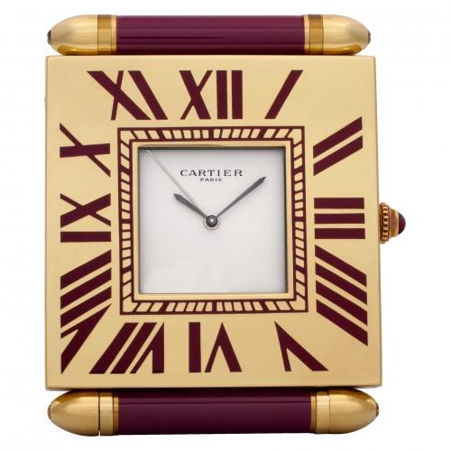 Cartier Clock 123
