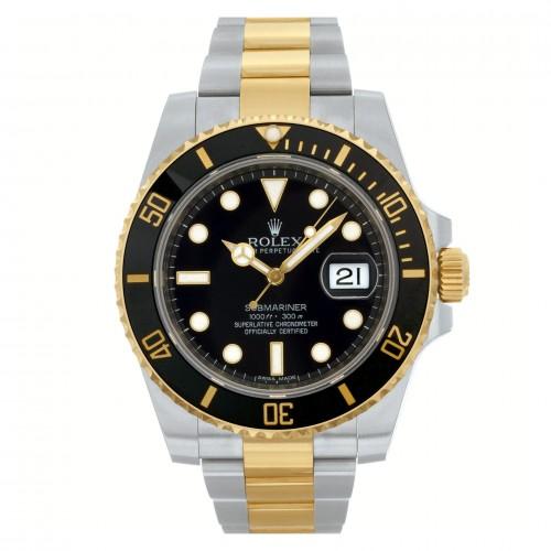 Unused Rolex Submariner 116613