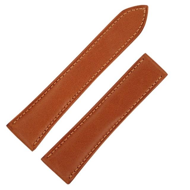 Bedat orange calf strap (19x16) image 1
