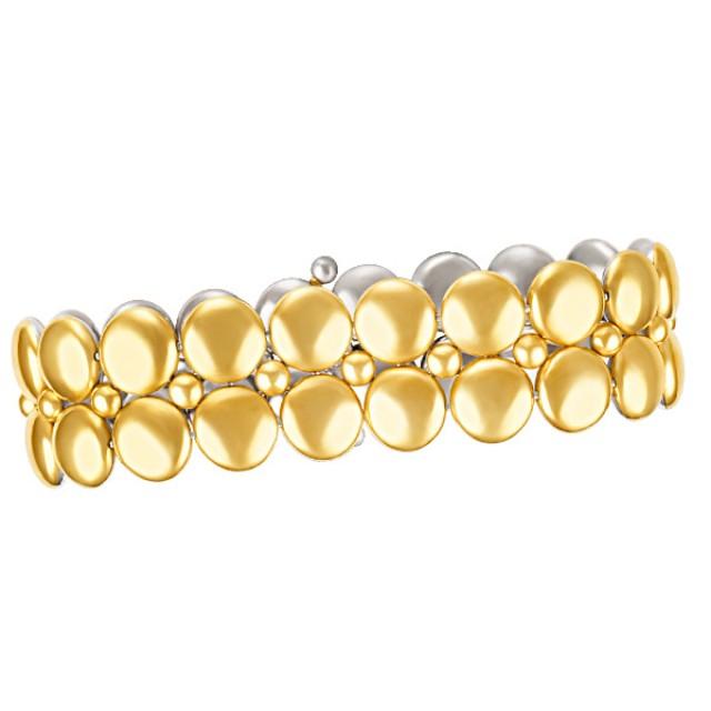 """Cartier bracelet in 18k 7"""" long image 1"""