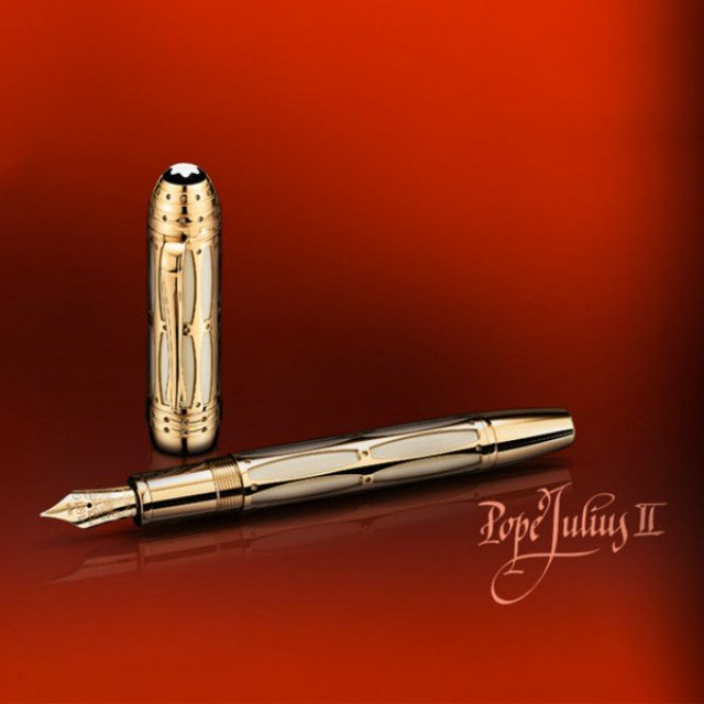 MONTBLANC Pope Julius II Fountain Pen, Limited Edition 4810 image 1