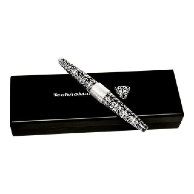 TechnoMarine Maori limited edition ball point pen. Made in France. image 4