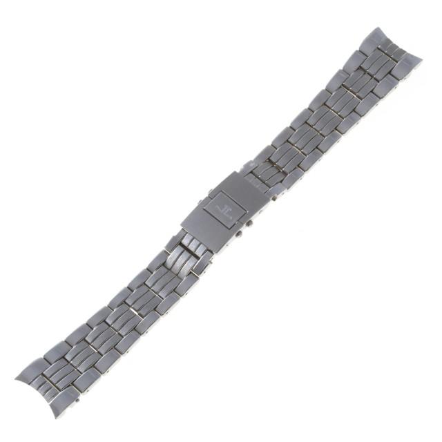 Jaeger LeCoultre Master Compressor bracelet in stainless steel (21x18) image 1
