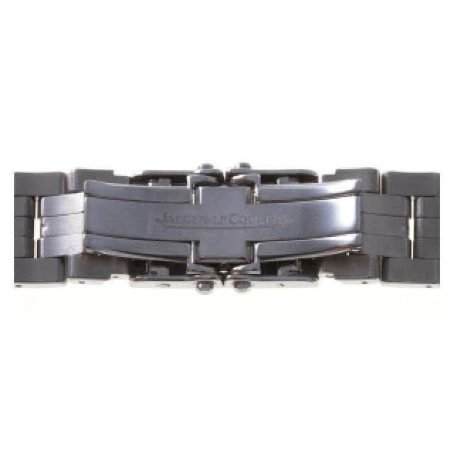 Jaeger LeCoultre Master Compressor bracelet in stainless steel (21x18) image 4