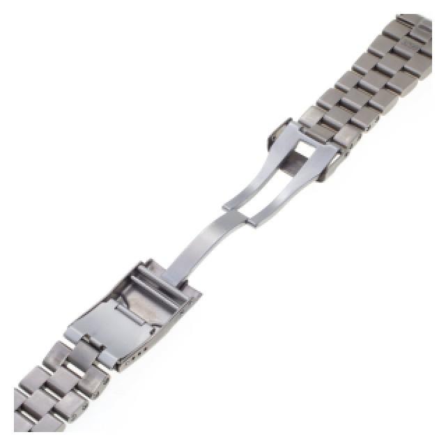 "Breitling titanium band 22 mm x 18mm, 6.5"" length. image 3"