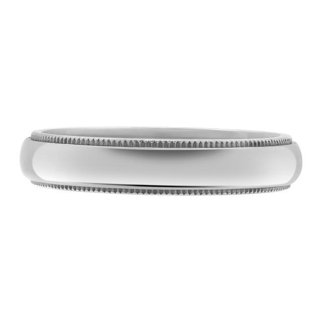 Tiffany & Co. Wedding Band in platinum image 1